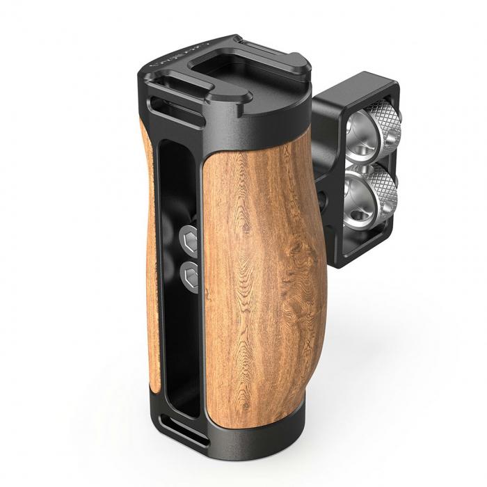 SmallRig 2913 Mini maner lateral din lemn [1]