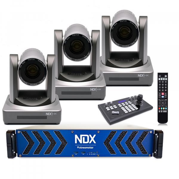 Solutie Live Multicam PTZ Streamstar NDX 0