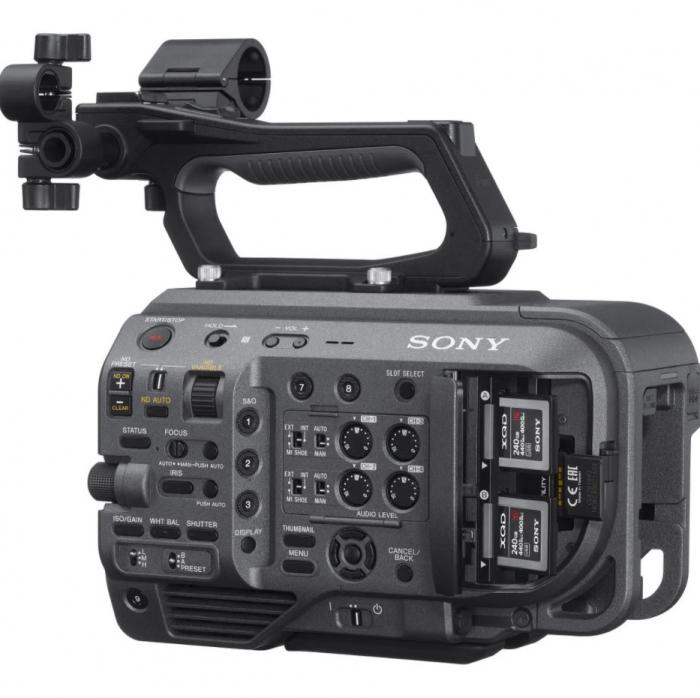 Sony Alpha PXW-FX9 Camera Cinematica Full Frame 6K Kit cu Obiectiv 28-135mm [3]