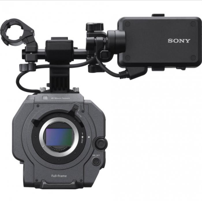 Sony Alpha PXW-FX9 Camera Cinematica Full Frame 6K Kit cu Obiectiv 28-135mm [4]