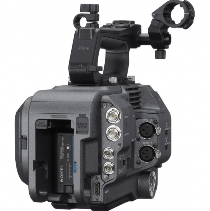 Sony Alpha PXW-FX9 Camera Cinematica Full Frame 6K Kit cu Obiectiv 28-135mm [6]