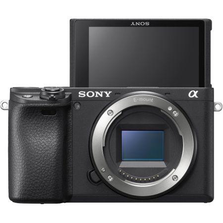 Sony A6400 Aparat Foto Mirrorless 24.2 MP 4K Body Negru [1]