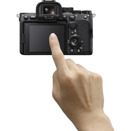 Sony A7S III Aparat Foto Mirrorless Full Frame 4K120p Body 5