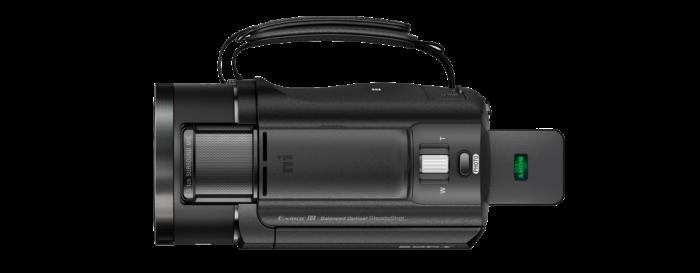 Sony FDR-AX43 Camera Video Compact 4K [5]