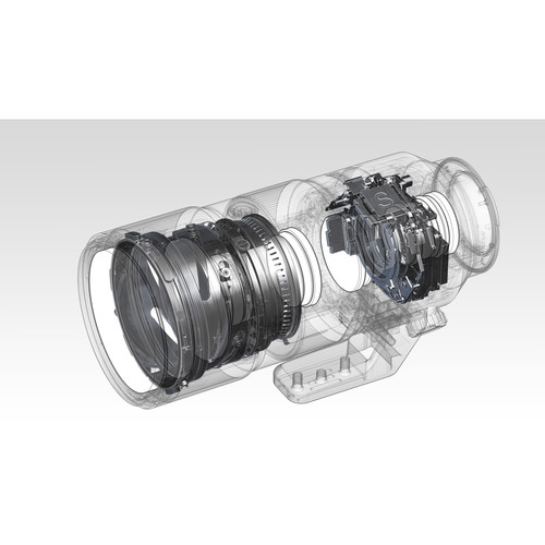 Sony Obiectiv Foto Mirrorless FE 70-200mm f2.8 GM OSS [2]