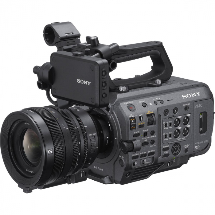 Sony Alpha PXW-FX9 Camera Cinematica Full Frame 6K Kit cu Obiectiv 28-135mm [0]