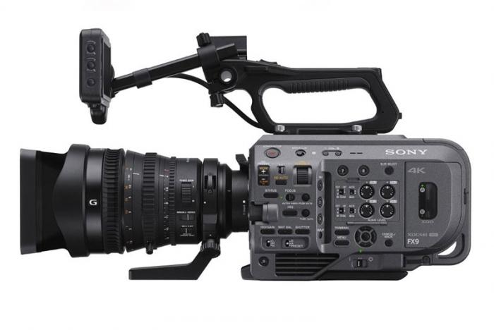 Sony Alpha PXW-FX9 Camera Cinematica Full Frame 6K Kit cu Obiectiv 28-135mm [1]