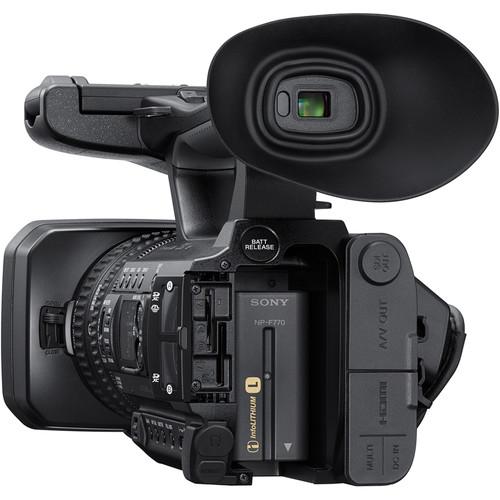 SONY PXW-Z150 camera video 4K handheld [3]