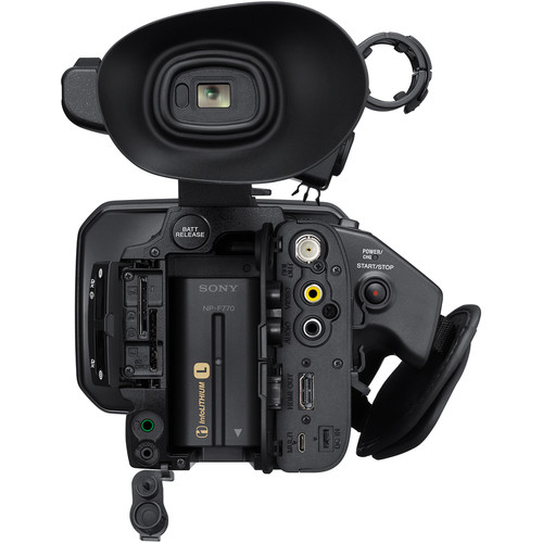 SONY PXW-Z150 camera video 4K handheld [4]