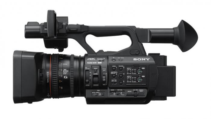 Sony PXW-Z280 4K camera video profesionala [3]