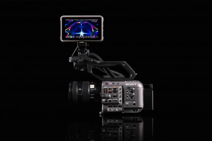 Atomos Ninja V+ 5inch 8K HDMI H.265 Raw Recording Monitor [7]