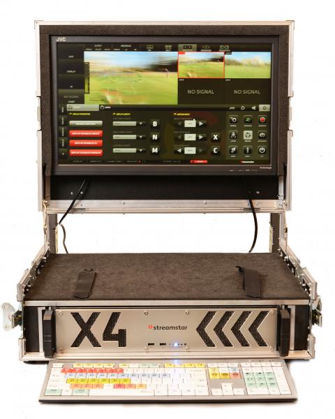 Streamstar X4 Sistem streaming live multicam 0