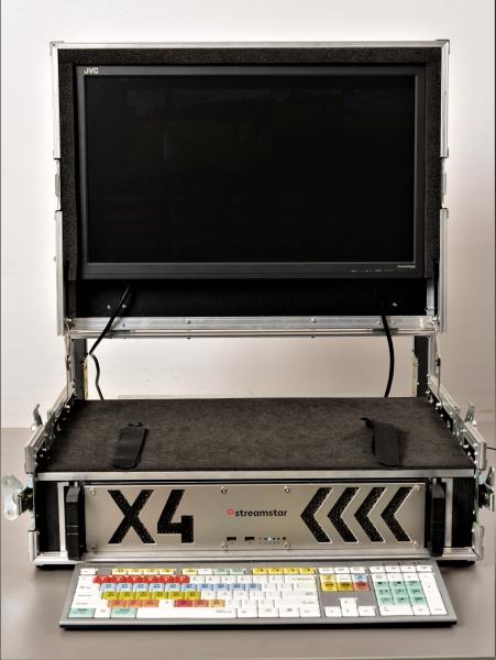 Streamstar X4 Sistem streaming live multicam 1