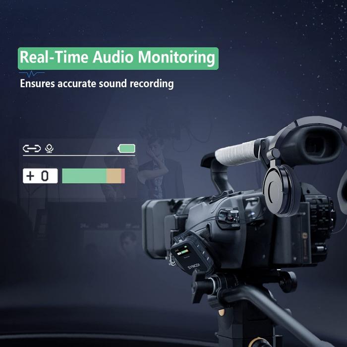 Synco G2 (A1) Lavaliera Wireless cu microfon incorporat [6]