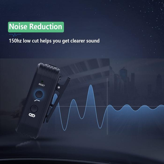 Synco G2 (A1) Lavaliera Wireless cu microfon incorporat [4]