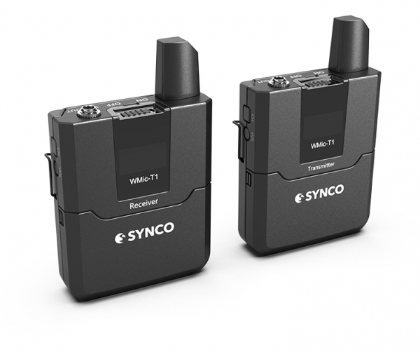 Synco WMic-T1 Lavaliera Wireless 1