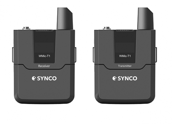 Synco WMic-T1 Lavaliera Wireless 0