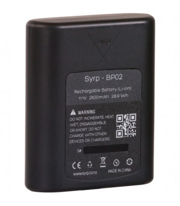 Syrp Genie II Rechargeable Lithium-Ion Battery 0