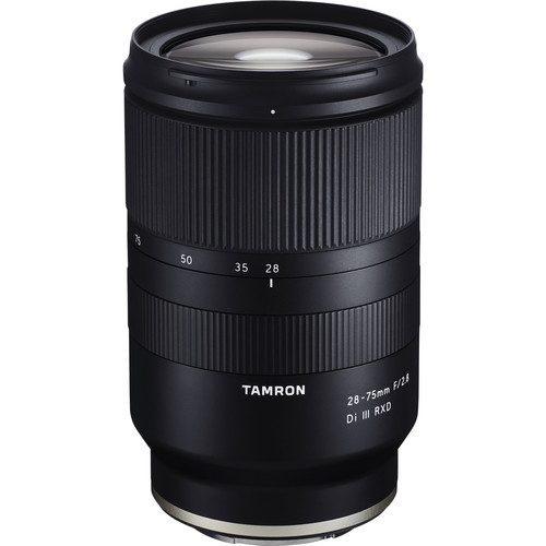 Tamron Obiectiv Foto Mirrorless 28-75mm f2.8 DI III RXD SONY E 2