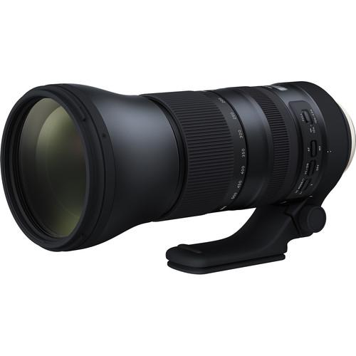 Tamron SP 150-600mm Obiectiv Foto DSLR f5-6.3 Di VC USD G2 montura Canon EF [0]
