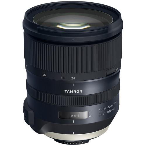 Tamron SP 24-70mm Obiectiv Foto DSLR f2.8 Di VC USD G2 montura Nikon 0