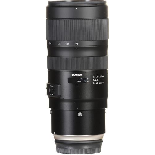 Tamron SP 70-200mm Obiectiv Foto DSLR f2.8 Di VC USD G2 CANON EF [4]