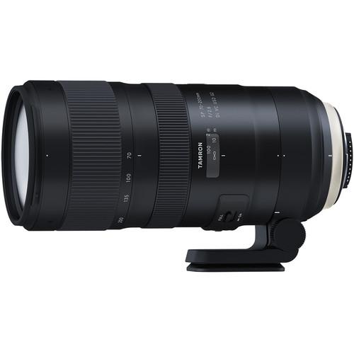 Tamron SP 70-200mm Obiectiv Foto DSLR f2.8 Di VC USD G2 montura Nikon 2