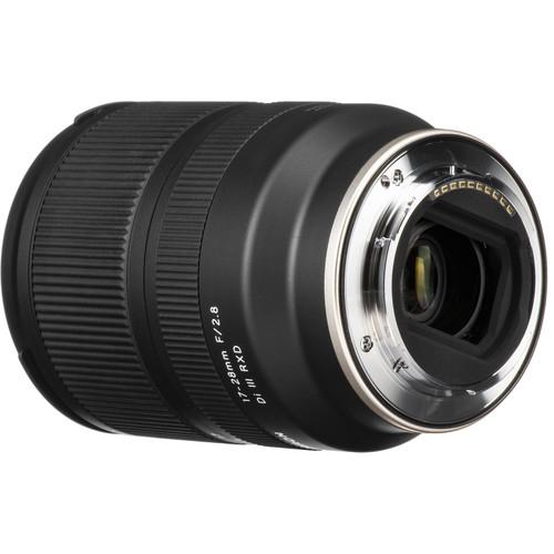 Tamron Obiectiv Foto Mirrorless 17-28mm  f2.8 RXD III SONY E 3