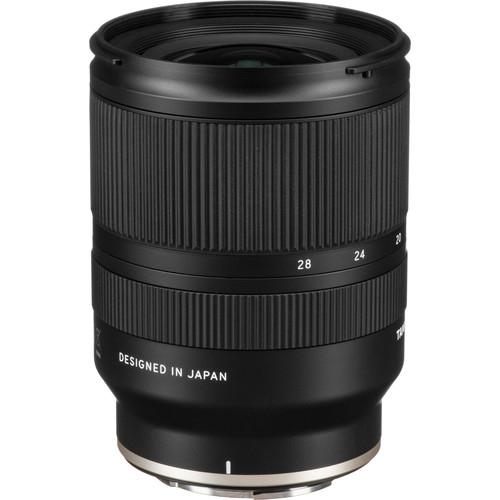 Tamron Obiectiv Foto Mirrorless 17-28mm  f2.8 RXD III SONY E 5