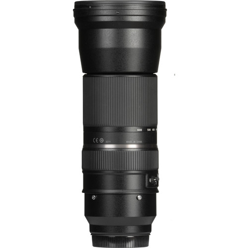 Tamron SP 150-600mm Obiectiv Foto DSLR f5-6.3 Di VC USD montura Canon EF 3