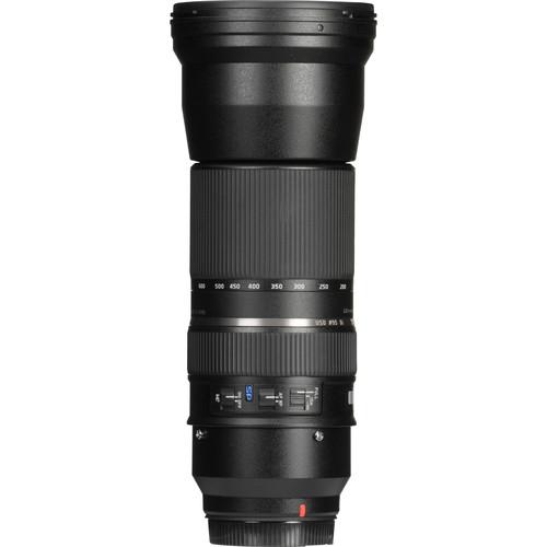 Tamron SP 150-600mm Obiectiv Foto DSLR f5-6.3 Di VC USD montura Nikon 5