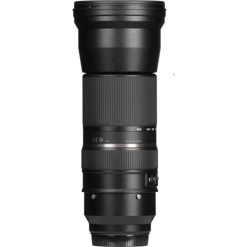 Tamron SP 150-600mm Obiectiv Foto DSLR f5-6.3 Di VC USD montura Nikon 6