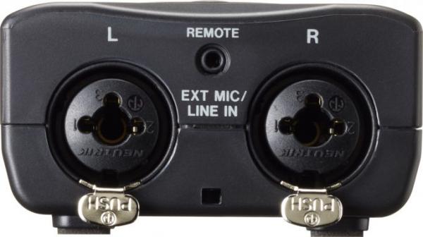 Tascam DR-40X recorder audio handheld 1