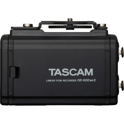 Tascam DR-60D MKll Recorder audio portabil [4]