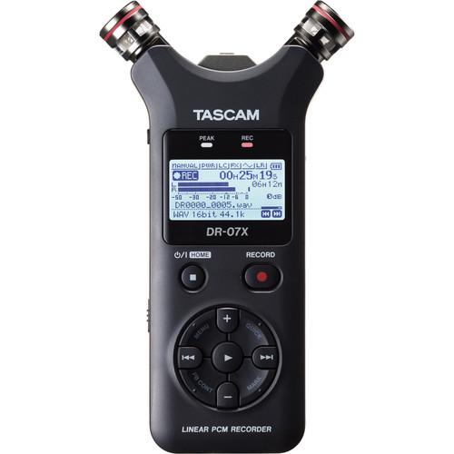 Tascam recorder digital portabil DR-07X 1