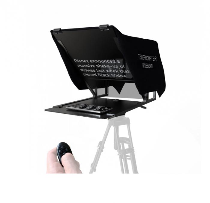 Teleprompter pentru smartphone sau tableta [0]