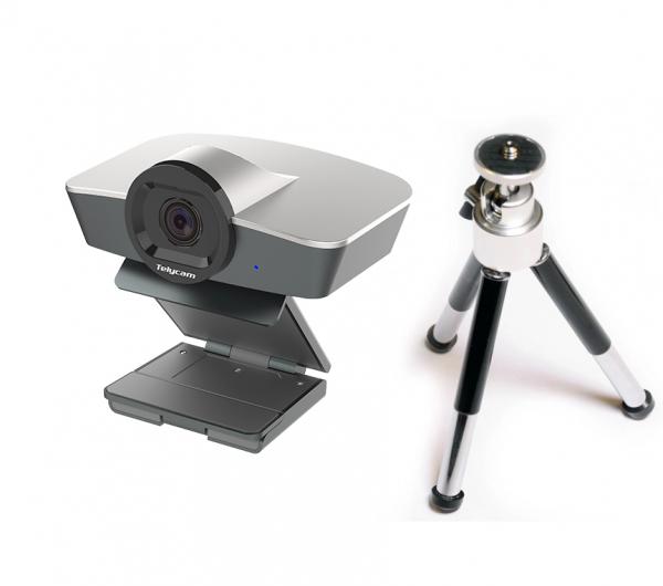Kit Lector Camera WEB Full HD si lavaliera wireless 1