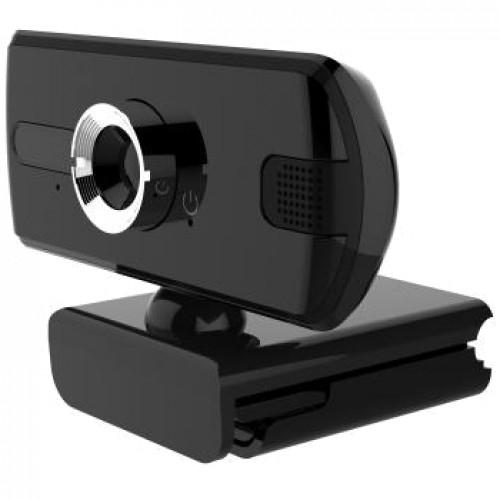 Kit lector Camera Web Full HD 1080 USB 2MP cu microfon si trepied 1