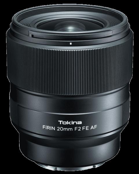 Tokina FiRIN 20mm f/2 FE AF obiectiv montura Sony E full frame wide 0