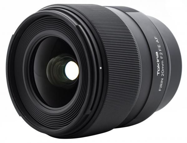 Tokina FiRIN 20mm f/2 FE AF obiectiv montura Sony E full frame wide 1
