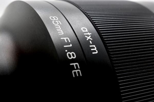 Tokina atx-m 85mm f/1.8 FE obiectiv montura Sony E 2