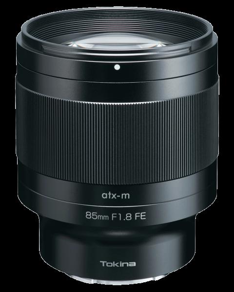 Tokina atx-m 85mm f/1.8 FE obiectiv montura Sony E 0