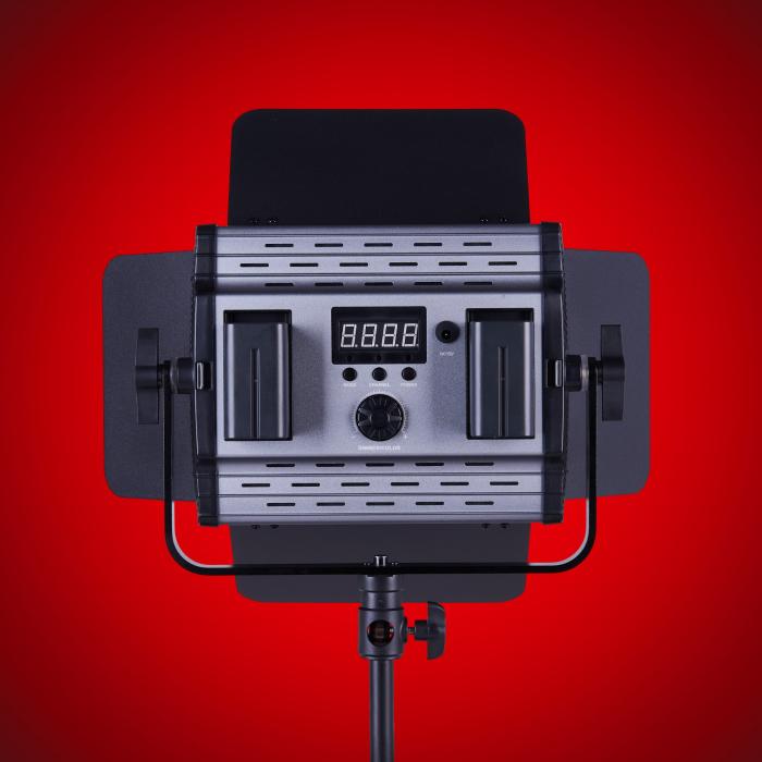 Tolifo GK-S36B Lampa Video LED RGB Bicolor 360 [4]