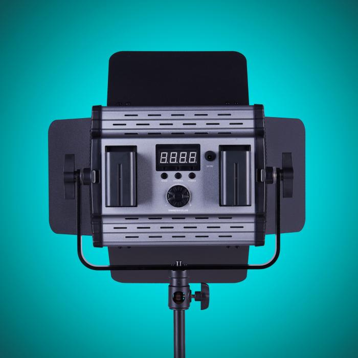 Tolifo GK-S36B Lampa Video LED RGB Bicolor 360 [5]