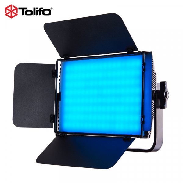 Tolifo GK-S60 Lampa Video LED Bicolor si RGB 600 5