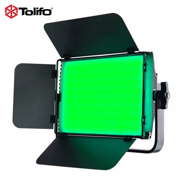 Tolifo GK-S60 Lampa Video LED Bicolor si RGB 600 4