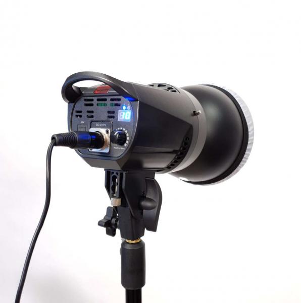 Tolifo T-600BL Kit lumina LED Bicolor Octo 95cm 9