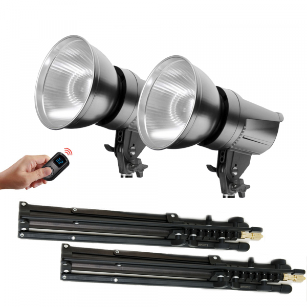 Tolifo T-600BL Kit Lampa Video LED Bicolor x 2 0