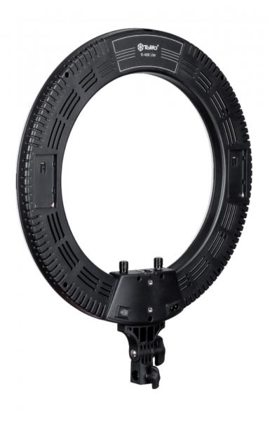 Tolifo Ring Light LED 432 lampa circulara Bicolora 60W AC 1