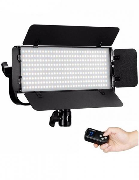 Tolifo Lampa foto-video LED Bicolor 40W [0]